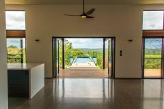 Pool-view-Noosa-Verrierdale-House-by-Gibson-Building