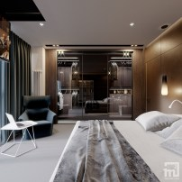 Grey-bed-throw
