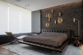Lounge-chair-on-bedroom-33bY-Architecture