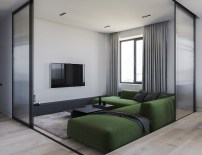 Green-modern-sofa