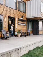 Shipping-Container-Home-patio-concrete-floor