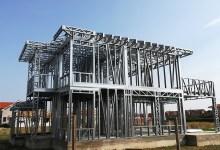 Photo of Vázszerkezetkész családi ház építés 1 nap alatt nettó 58-60 ezer forintos négyzetméter áron