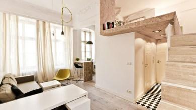 Photo of Egy okosan elrendezett mini-lakás