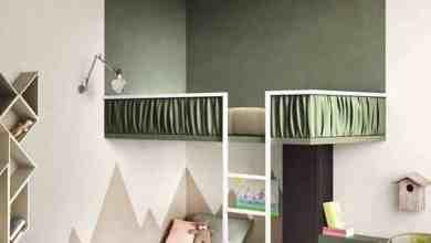 Photo of Újítsd fel a gyerek szobát: ötletes emeletes ágyak