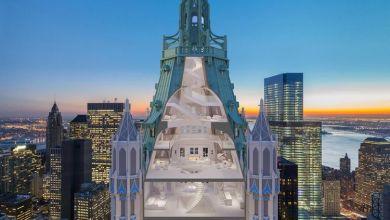 """Photo of Betekintés a NYC Woolworth épület 79 millió dolláros """"Pinnacle"""" Penthouse-ba"""