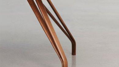 """Photo of Davis Furniture """"Brace"""" modern bútorkollekciója- fenntartható fából"""