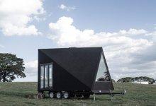 Photo of Base Cabin: egy nem hétköznapi mobil ház a Studio Edwards-tól