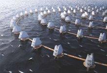 Photo of Egy önfenntartó közösség, vízen úszó, hajó alakú házak sorozatából
