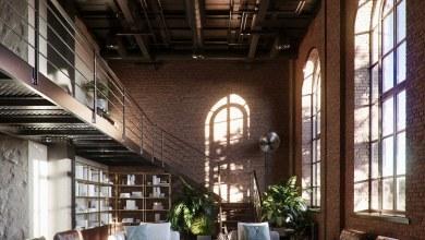 Photo of Ipari stílusú luxus apartman