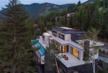 Photo of Látványos hegyvidéki ház fűtött medencével