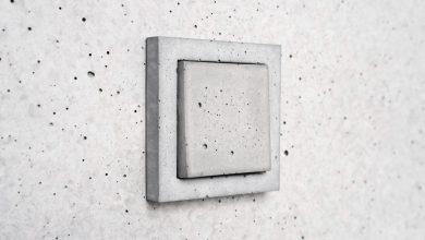 Photo of Sekhina: a magyar márka minimalista, betonból készült lámpakapcsolókat és aljzatokat dobott piacra
