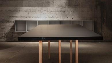 Photo of Table FIVE: az ötlábú asztal