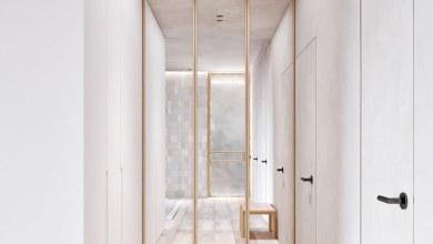Photo of Felemelő, otthonos hangulat: fehér és világos belső elrendezés