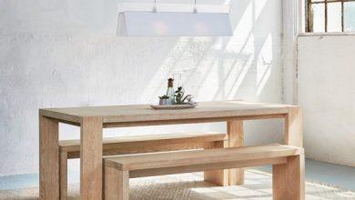 Photo of 9 rusztikus étkezőasztal
