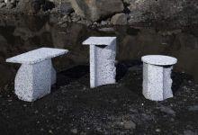 Photo of Moon Rock: csillogó bútorok melyek nem e-világi anyagokat imitálnak