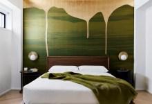 Photo of Hét szemet gyönyörködtető hálószobai dekoratív fal