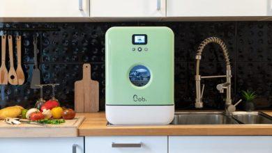 Photo of Bob: kompakt, multifunkcionális mosogatógép és COVID-19 fertőtlenítő