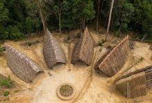 """Photo of Egy fenntartható kameruni falu, mely az """"égből"""" takarítja be a vizet"""