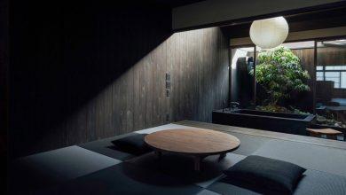Photo of Több száz éves japán lakásból lett minimalista vendégház