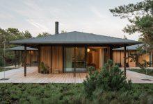 Photo of Japán építészet inspirálta svéd nyaraló