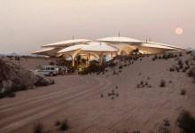 Photo of A Foster + Partners új szállodája a szaúdi homokdűnék közepette