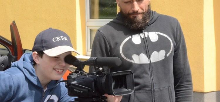 Červená třída- natáčení filmu