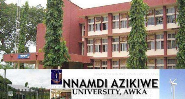 UNIZIK Faculty of Environmental Sciences working towards improving the University's  Ecosystem – Dean.