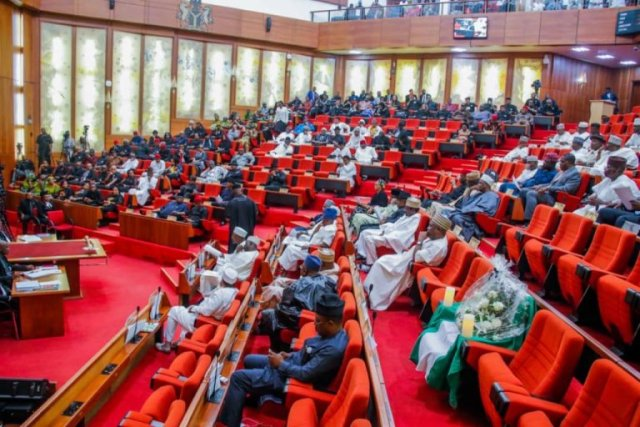 National Assembly suspends 774,000 Recruitment job exercise following face off with the Minister Of State for Labour,  Festus Keyamo.