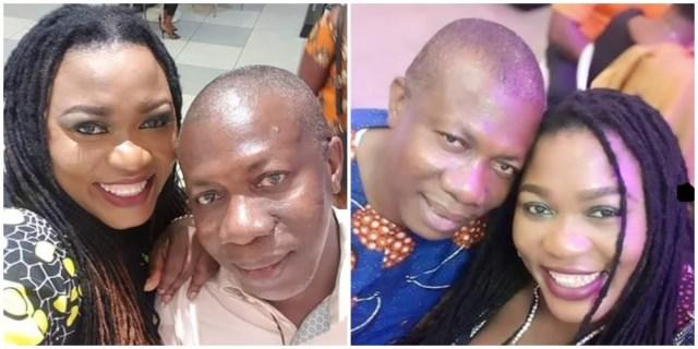 Chico Ejiro: Wife breaks silence following Nollywood filmmaker's death