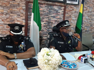 New Anambra CP warns  Against Human Right Abuse