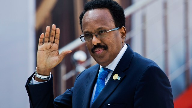 Somali President Bows To Pressure, Drops Bid To Extend Term.
