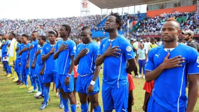 Sierra Leone Qualifies For AFCON.