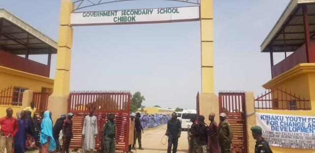Government Secondary School Chibok Reopens