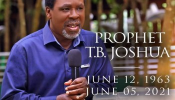 Senate holds a minute silence to mourn the death of Prophet Temitope Balogun Joshua