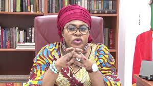 Stella Oduah Gives Excuse For Not Voting On Electronic Trasmission Of Result