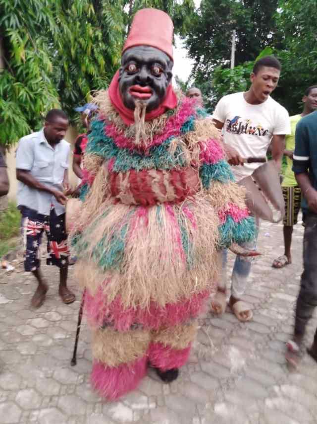 Cultural: Izuchukwu Ekpeha Celebrates Agwu Feast
