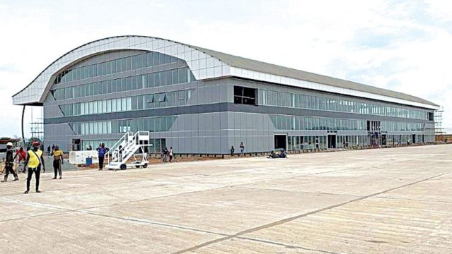 FG urged to open Anambra Airport before Nov 6