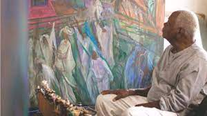 Yusuf Grillo, the ace Nigerian visual artist, has passed away at the age of 86.