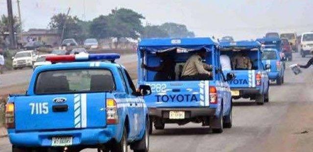 FRSC warns transporters against loading on Niger Bridge