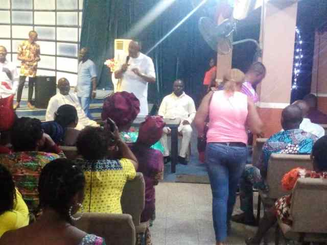 REV. GODWIN OKONKWO ENDORSES DR. CHIDOZIE NWANKWO FOR GOVERNOR
