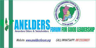 Anambra Elders And Stakeholders Forum for Good Governance Urges Electorate to Participate Actively in Governorship Election