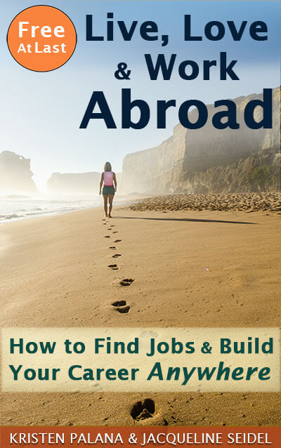 Free At Last: Work Abroad