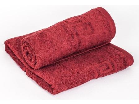 Купить оптом махровое полотенце 100х180 Туркмения от производителя