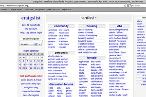 Craigslist Shuts Down Personals Section After Congress Pa
