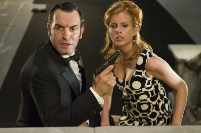 Jean Dujardin And Louise Monot Are Fighting Nazis In Brazil In