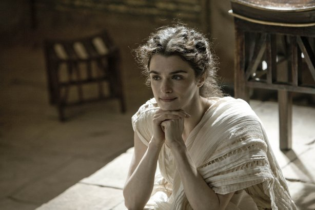 "Rachel Weisz stars as Greek astronomer Hypatia in ""Agora."""