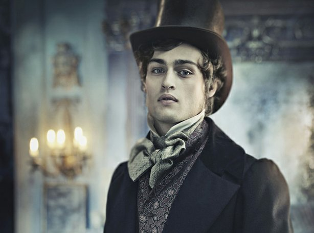"""Douglas Booth as Pip in """"Great Expectations."""""""