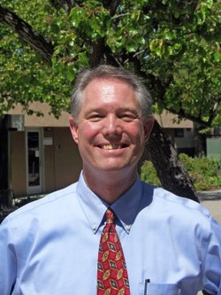 Sweetwater Interim Superintendent Tim Glover
