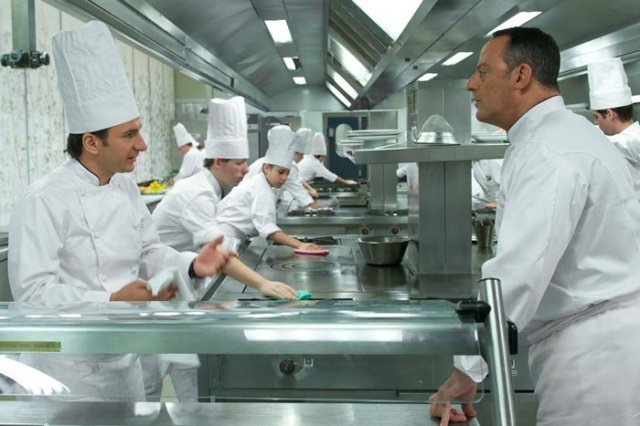 Michael Youn And Jean Reno Display A Passion For Food In The French Comedy