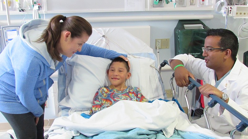 San Diego's First Pediatric Heart Transplant Performed At ...